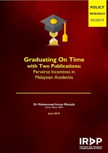 Graduating on Time: Perverse Incentives in Malaysian Academia